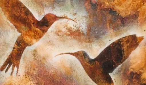 Oxidative Malerei – Die Metamorphose der Farbe