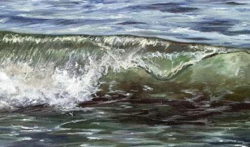 Wasser: Bewegung und Stille