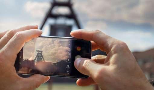 Stadtexkursion mit dem Smartphone