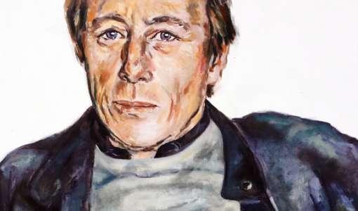 Portraitmalerei in Acryl oder Öl