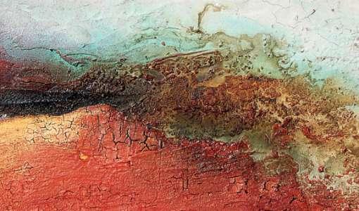 Farbe, Struktur und freies Malen