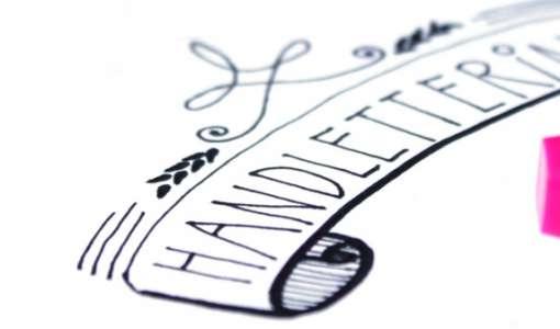 Abenteuer Handlettering - Vom einfachen Buchstaben zur vollendeten Idee