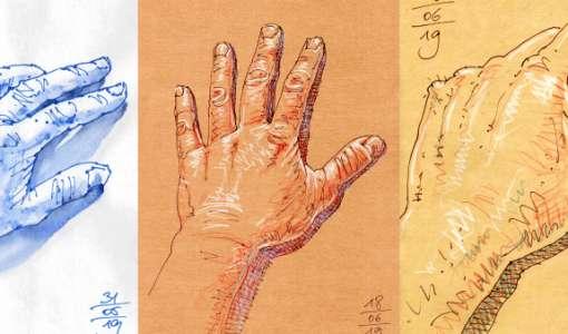 Die Kunst Menschen zu zeichnen...Gesichter, Figuren, Details