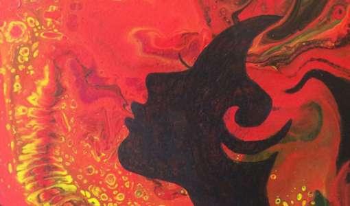 Acrylic Pouring - Malerei der besonderen Art