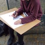 Mit dem Skizzenbuch zeichnen lernen